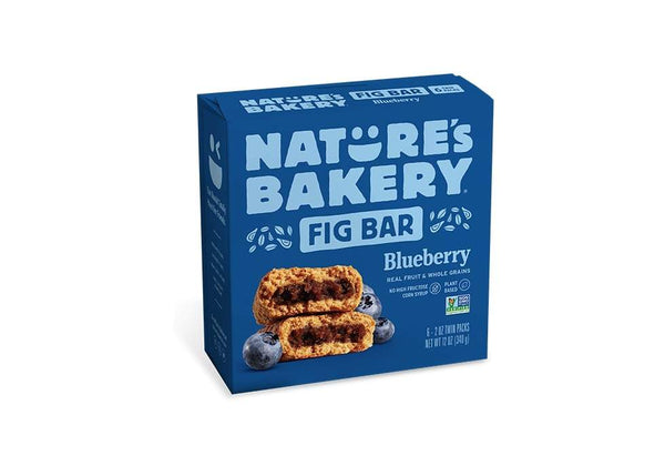 Nature's Bakery W. Wheat Blueberry Fig Bars 340g 340g