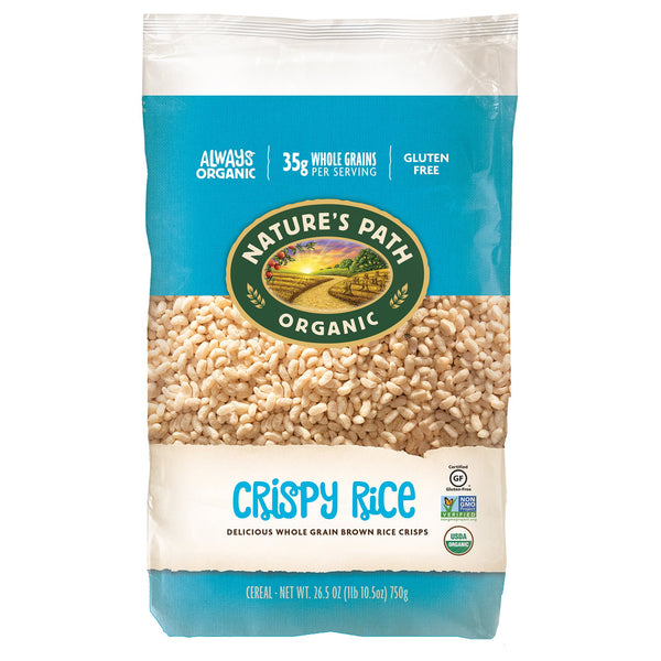 Nature's Path Crispy Rice Eco Pac Cereal 750g 750g