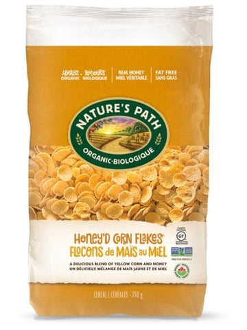 Honey'd Corn Flakes  Eco Pac Cereal 750g