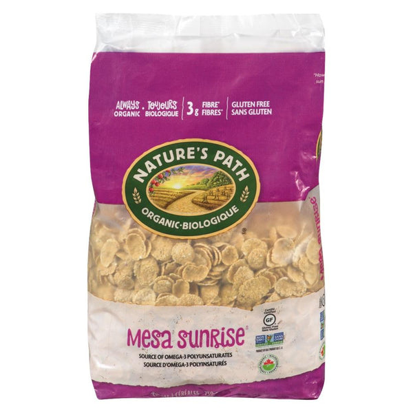 Nature's Path Mesa Sunrise Raisin Eco Pac Cereal 825g 825g