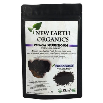 Chaga Mushroom Powder Activated 112g