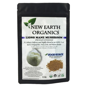 Lion's Mane Powder Activated 112g