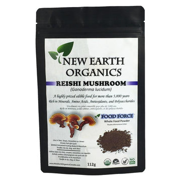 Reishi Mushroom Powder Activated 112g