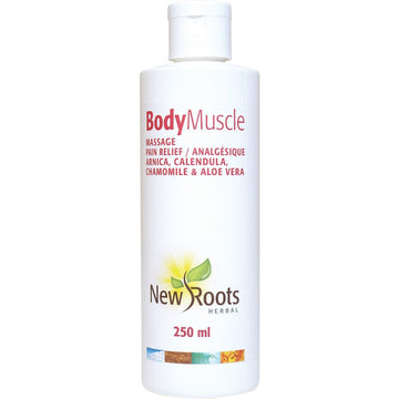 Body Muscle Massage Lotion 250ml