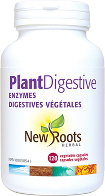 Plant Digestive Enzymes 120c
