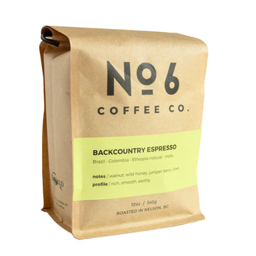 Backcountry Espresso 340g