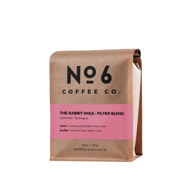 The Rabbit Hole- Filter Blend 340g