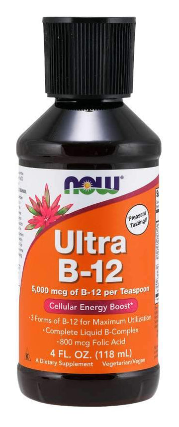Ultra B-12 Liquid 118ml