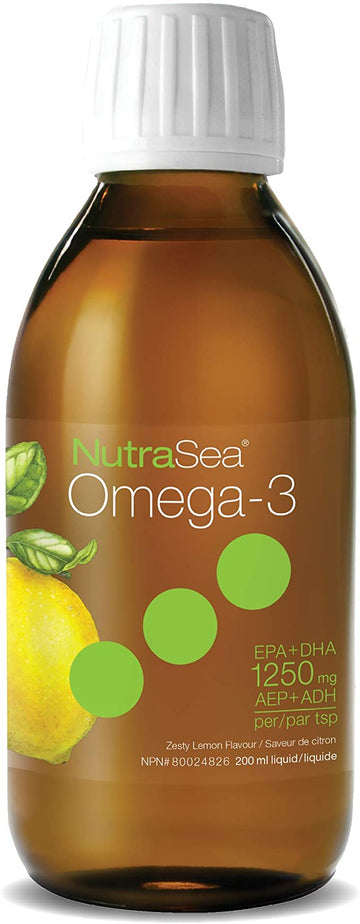 Omega-3 Oil Lemon (200ml/500ml)