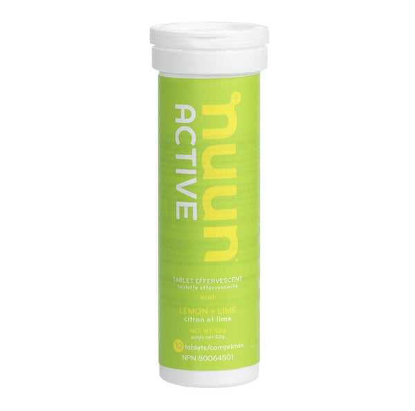 Nuun Electrolyte Tablet Lemon Lime 52g 52g