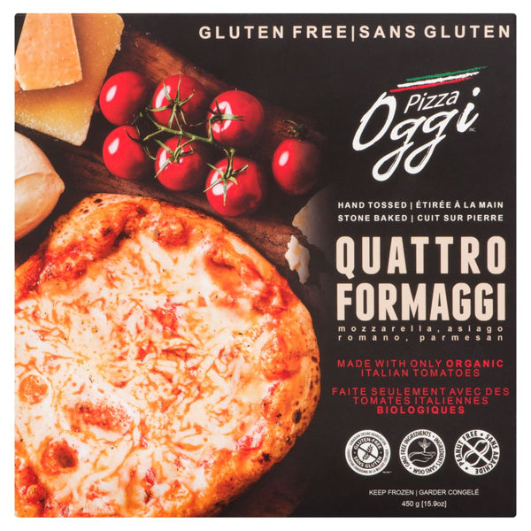 Oggi 4 Cheese Pizza 450g 450g