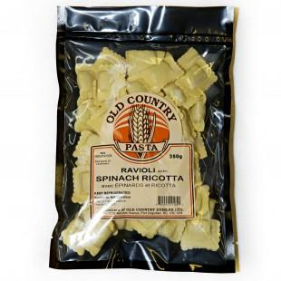 Old Country Pasta Spinach Ricotta Ravioli 350g 350g