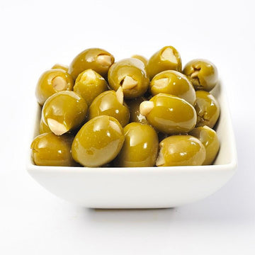 Green Olive with Garlic ~250g