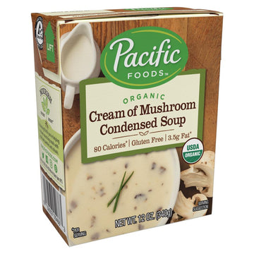 Cream of Mushroom Condensed Organic Soup 320ml