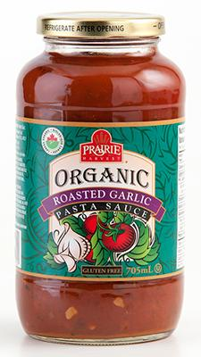 Garlic Organic Pasta Sauce 705ml