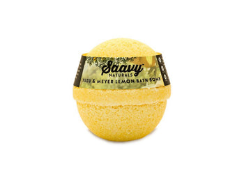 Bath Bomb Yuzu & Meyer Lemon 170g