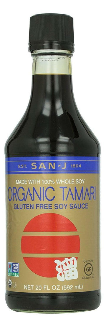 Wheat Free Tamari Organic Gold 592ml