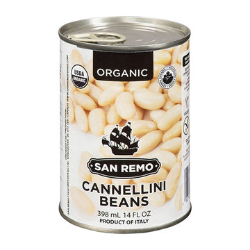 Cannellini Bean Organic 398ml