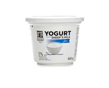 Sheep Milk Yogurt 500g