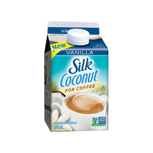 Silk Vanilla Coconut Coffee Creamer 473ml 473ml