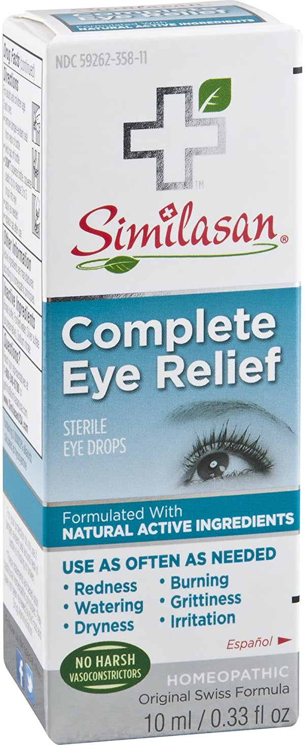 Similasan Complete Eye Relief 10ml
