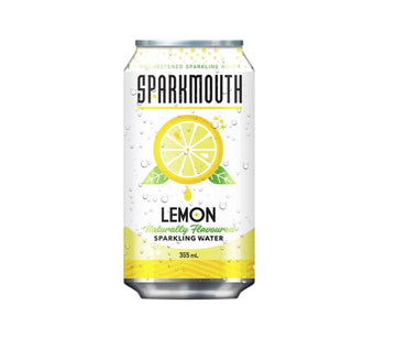 Lemon Sparkling Water 355ml