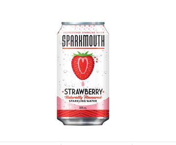 Strawberry Sparkling Water 355ml