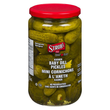 Baby Dills Pickles 750ml