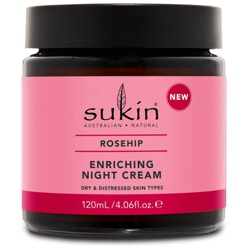 Enriching Night Cream Rosehip 120ml