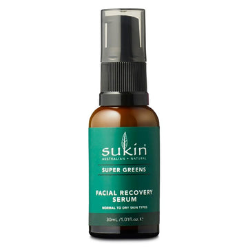 Facial Recovery Serum Super Greens 30ml