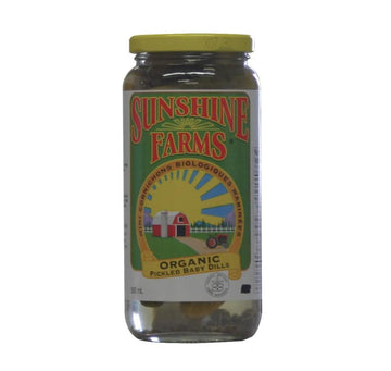 Baby Dill Organic Pickles 500ml