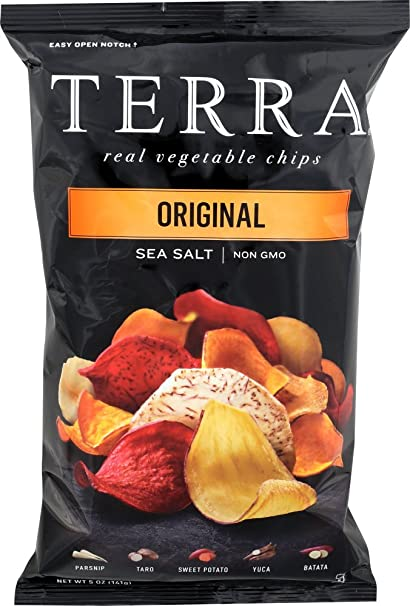 Terra Chips Terra Vegetable Chips 170g 170g
