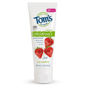 Toothpaste Silly Strawberry Flouride 85ml