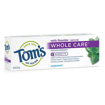 Toothpaste Whole Care Peppermint 85ml