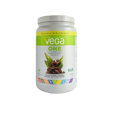 Vega One Organic Chocolate Creme 625g