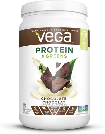 Protein & Greens Chocolate 618g