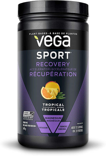 Recovery Accelerator Tropical 540g