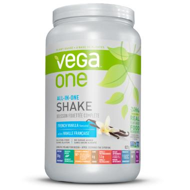 Vega Vega One Shake French Vanilla 827g