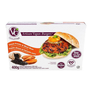 Sweet Potato Burger 400g