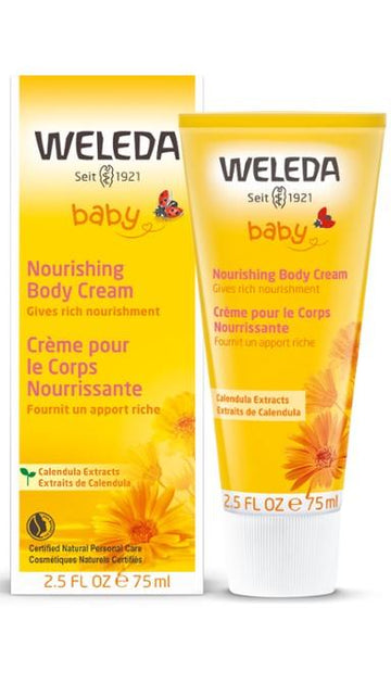Baby Calendula Body Cream 75ml