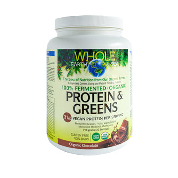 Fermented Protein & Greens Chocolate 660g