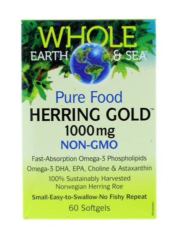 Herring Gold 1000mg 60c