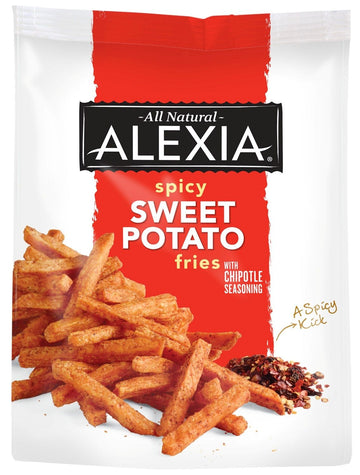Spicy Sweet Potato Oven Fries 567g