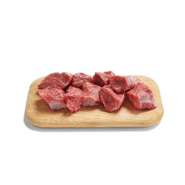 Beef Chuck Stew True Local ~500g
