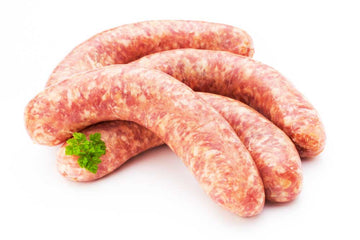 Beef Garlic & Onion Sausage ~450g