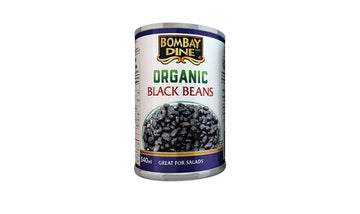 Black Beans Canned Organic 540ml