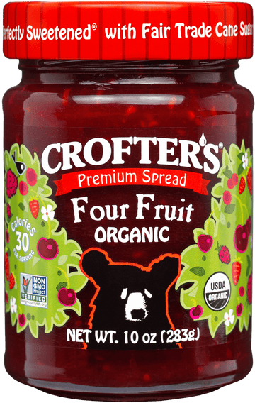 4 Fruit Premium Fruit Spread 235ml
