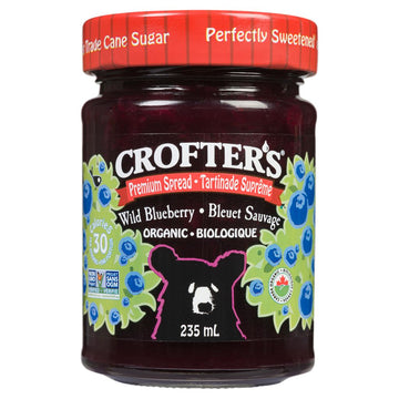Blueberry Premium Fruit Spread 235ml