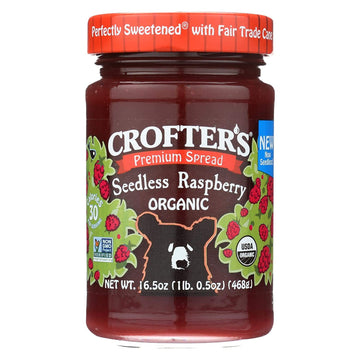Raspberry Premium Fruit Spread 383ml