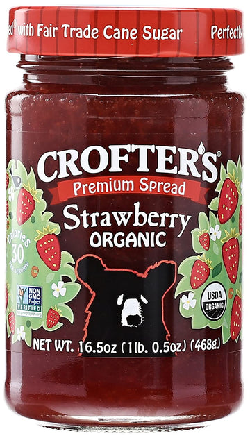 Strawberry Premium Fruit Spread 383ml